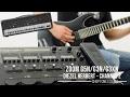 Zoom G5n / G3n / G3Xn | Diezel Herbert Channel 2 | Demo & Playthrough