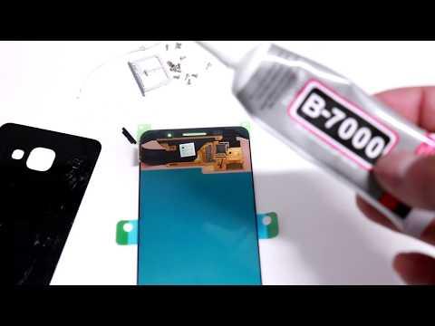 Samsung A3 (2016) Замена Дисплея / Как Поменять Дисплей !!