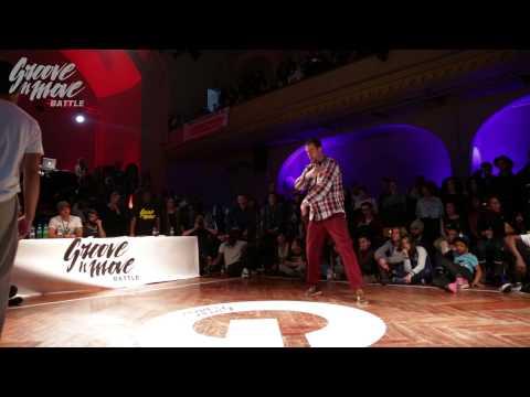 GROOVE'N'MOVE BATTLE 2015 - Popping round of sixteen / Tonight Pop vs Jaz