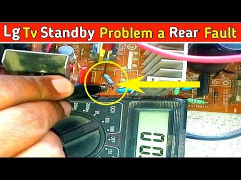 LG Tv Standby Problem ! Lg Tv is On Then Off ! RepairingHub