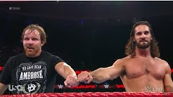 Finally Dean Ambrose And Seth Rollins Reunite