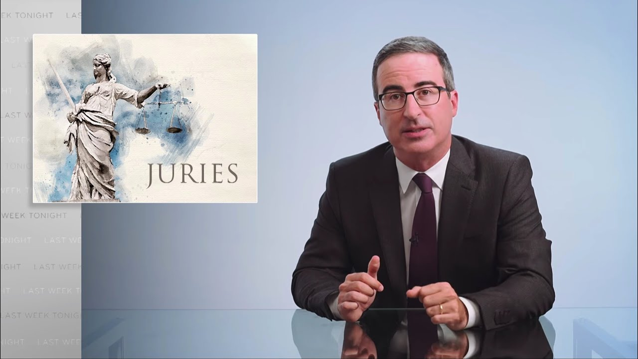 Juries: Last Week Tonight with John Oliver (HBO)