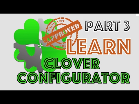 Clover Configurator - How To Use | mackie100 projects