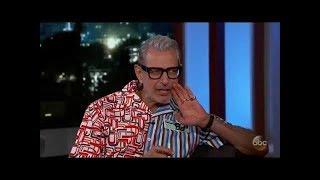 Jeff Goldblum Is Hilarious Funny Moments