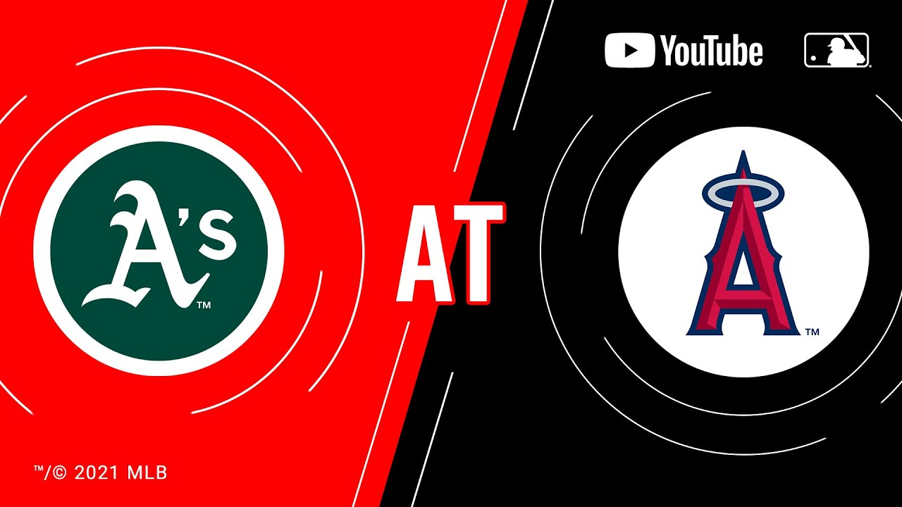 Download Athletics at Angels | MLB Game of the Week Live on YouTube
