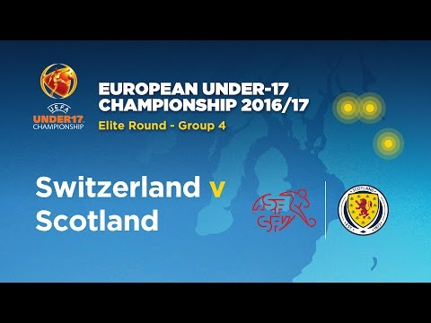 LIVE! Switzerland v Scotland U17s