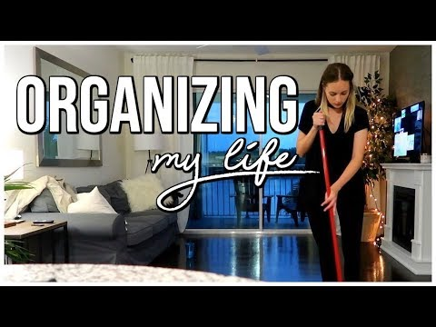 Organizing My Life  Cleaning Planning Organizing  Renee Amberg