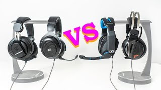 Affordable vs Expensive Gaming Headsets - Lower Can Be Better!