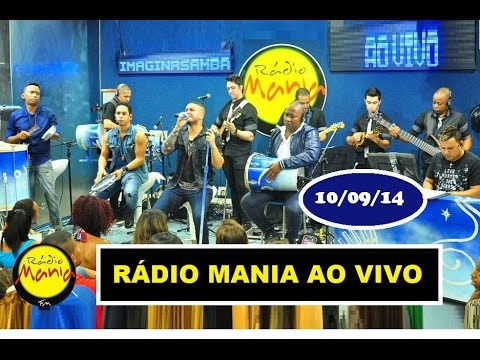 Rádio Mania Ao Vivo - Imaginasamba (2014)