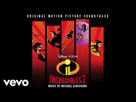 Here Comes Elastigirl  Elastigirls Theme From Incredibles 2Audio Only