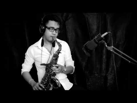 Ikaw at Ako Saxophone Cover - Moira and Jason (KimSaxCovers)
