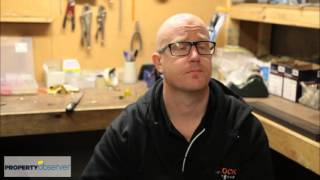 A day in the life of a locksmith with Justin Fankhauser