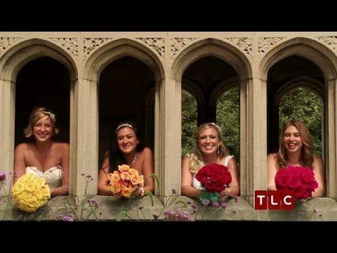 Four New Brides   Four Weddings