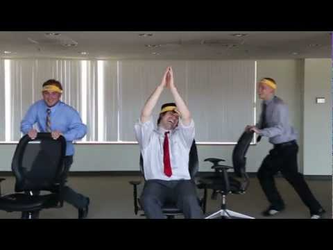 Synchronized Office Chairs