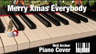 Merry Xmas Everybody - Slade - Piano Cover