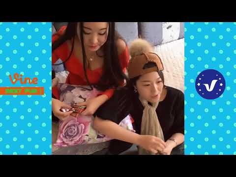 Funny Videos and Vines 2017 in Asia Compilation (Japan, Korea, China, Taiwan, Thai)