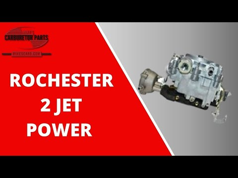 Rochester 2 Jet, 2 Barrel Power Circuit