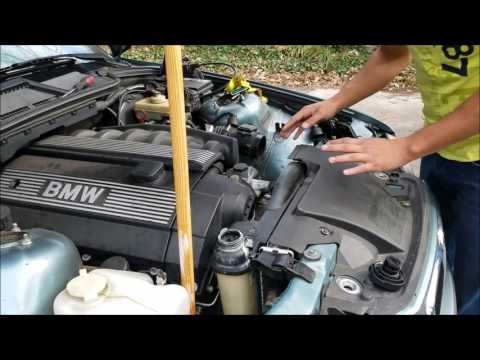 How to Diagnose Coolant Leak BMW E36