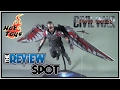 Collectible Spot - Hot Toys Captain America Civil War Falcon Sixth Scale Figure