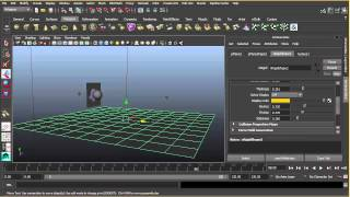 Breaking Glass with Maya - CGPedia