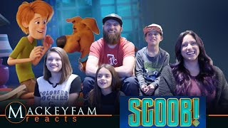 SCOOB! - Official Teaser Trailer- REACTION and REVIEW!!!