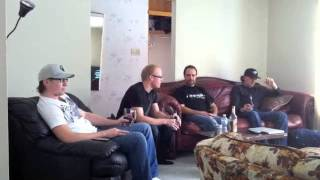 University Students From Regina Talking About Conformity And Alcohol