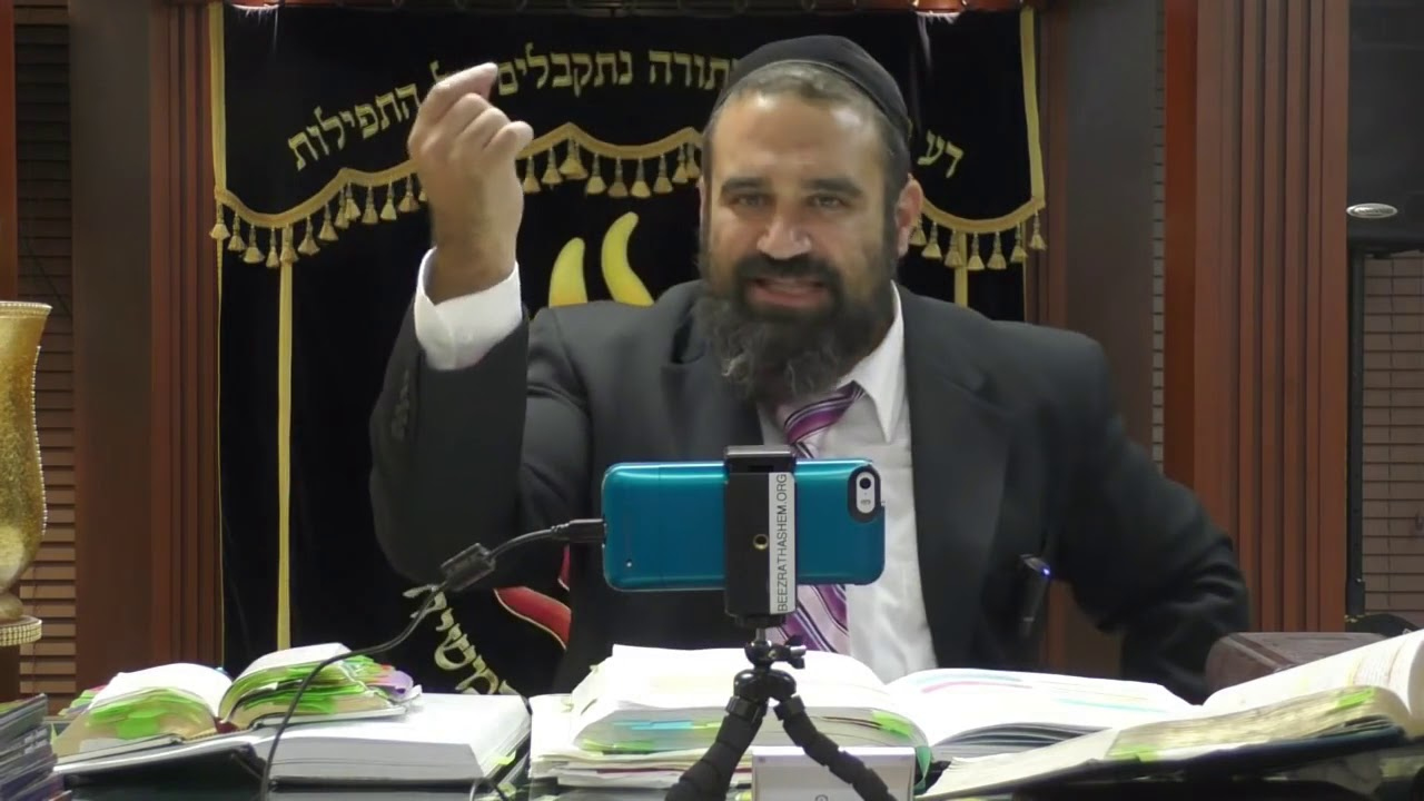 After Hours with Rabbi Yaron Reuven 31