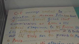 Manuscritos de Georges Brassens ven la luz antes de subastarse en París