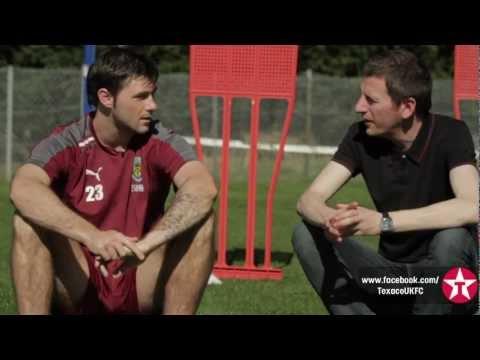 Away Days with Charlie Austin - Burnley FC