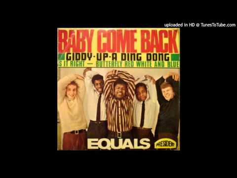 The Equals - Baby Come Back - 1968