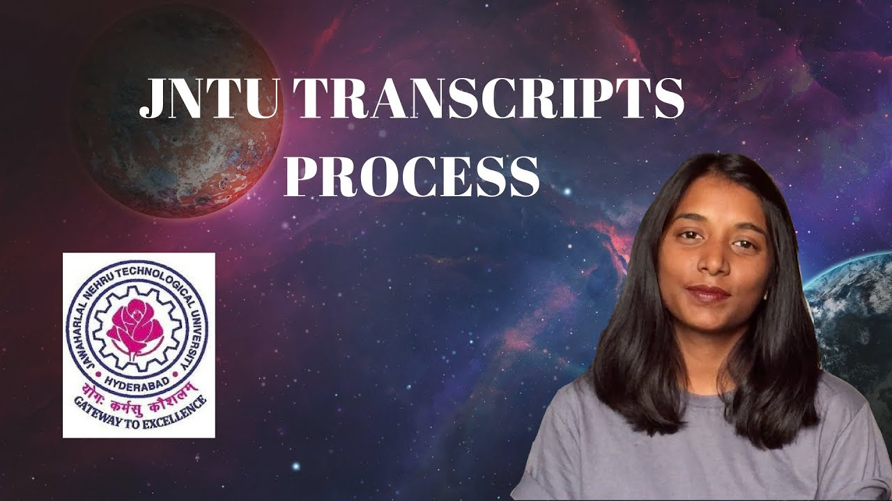 JNTU transcripts online | Original Degree Attestation | Mounica Reddy (Mon)