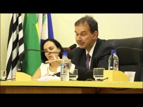 ID News Oficial - Palestra com o Dr, Juiz de Direito André Augusto Bezerra