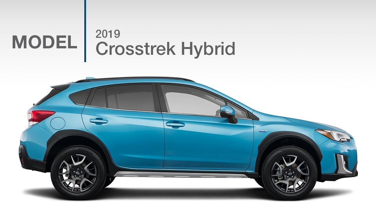 2019 Subaru Crosstrek Hybrid Model Review
