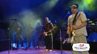 "Red Rocks Presents Slightly Stoopid Featuring Tribal Seeds - ""No Cocaine"""