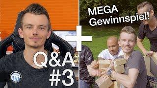 Mein erster Gaming-PC? & MEGA Gewinnspiel! - Q&A 2017 #3