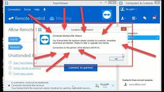 Teamviewer Commercial Use Detected 5 Minutes Fix