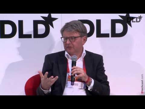 Digital Transformation - How Industries Will Change (Olaf Koch, Theodor Weimer, Nick Beim) | DLD16