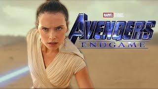 Star Wars: The Rise of Skywalker (Avengers: Endgame Official Trailer 2 Style)