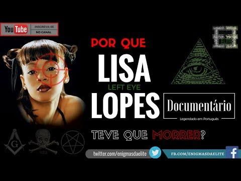 Por que Lisa 'Left Eye' Lopes Teve Que Morrer? DOCUMENTÁRIO (Legendado PT-BR)