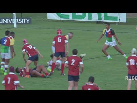 Junior Gold Cup highlights: Queensland Red vs. Sydney Rays
