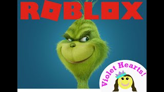 Will the Grinch steal Christmas in this Roblox Obby?! Watch & find out! Presents Games & Super Fun!