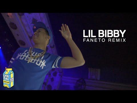 Lil Bibby - Faneto Remix (Live Performance)