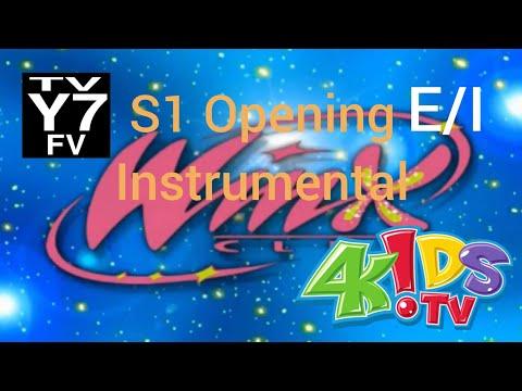 Winx Club 4Kids Season 1 opening instrumental
