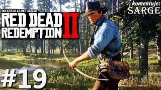 Zagrajmy w Red Dead Redemption 2 PL odc. 19 - Zatrzymanie pociągu