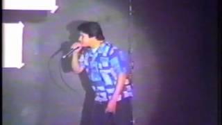 click tha Supah Latin - 1986 High school talent show