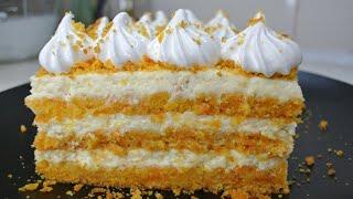 МОРКОВНЫЙ ТОРТ невероятно вкусный мягкий рецепт самого вкусного торта в домашних условиях