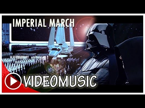 Star Wars • Imperial March Darth Vader's Theme • John Williams