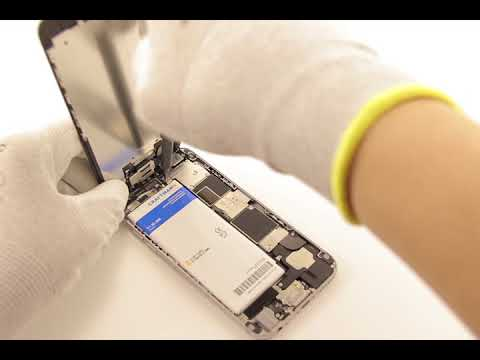 Ремонт IPhone в Санкт-Петербурге (Замена аккумулятора)
