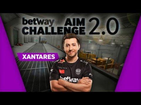 BIG XANTARES Plays Aim Challenge 2.0