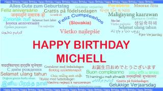 Michell   Languages Idiomas - Happy Birthday